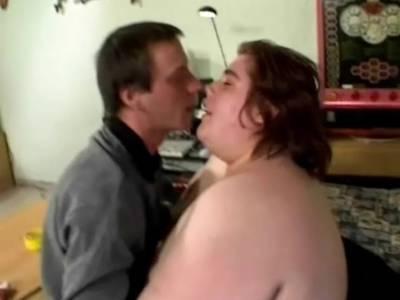 Extrem fette nackte frauen
